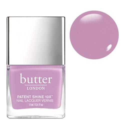 butter LONDON Patent Shine 10x - Molly Coddled, 11ml/0.4 fl oz