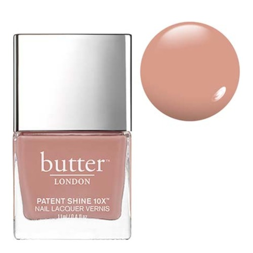 butter LONDON Patent Shine 10x - Mum's The Word, 11ml/0.4 fl oz