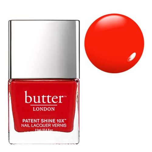 butter LONDON Patent Shine 10x - Smashing!, 11ml/0.4 fl oz