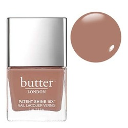 butter LONDON Patent Shine 10x - Tea Time, 11ml/0.4 fl oz