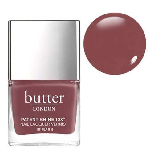 butter LONDON Patent Shine 10x - Toff, 11ml/0.4 fl oz