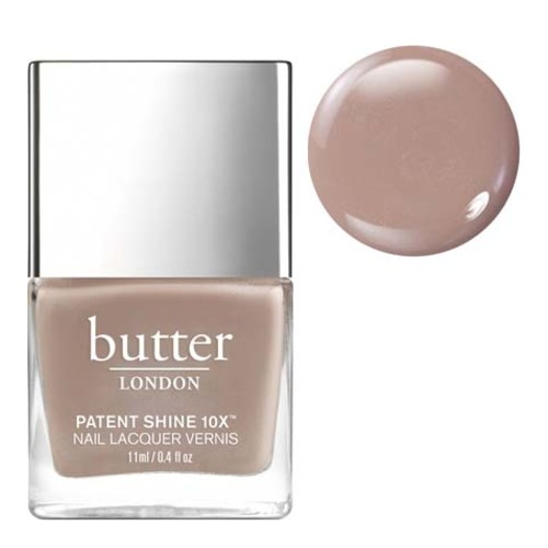 butter LONDON Patent Shine 10x - Yummy Mummy, 11ml/0.4 fl oz
