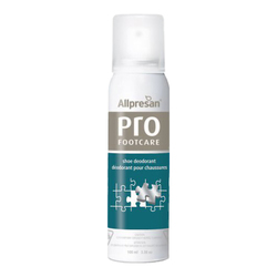 Allpresan Pedicare #10 Shoe Deodorant for Sweaty Feet/ PRO Footcare Shoe Deodorant, 100ml/3.38 fl oz