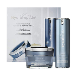 HydroPeptide Peel: Anti-Wrinkle Polish and Plump Peel, 1 set