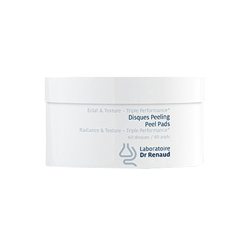 Dr Renaud Peel Pads Radiance and Texture, 60 sheets