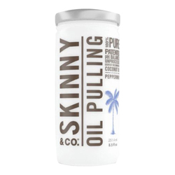 Skinny & Co. Peppermint Oil Pulling, 250ml/8.5 fl oz
