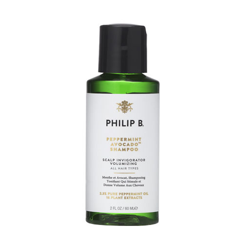 Philip B Botanical Peppermint Avocado Shampoo, 60ml/2 fl oz