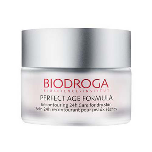 Biodroga Perfect Age Formula Recontouring 24h Care for Dry Skin, 50ml/1.7 fl oz