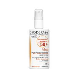 Bioderma Photoderm Mineral Spray SPF 50+, 100g/3.33 oz