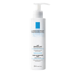 La Roche Posay Make-Up Remover Milk, 200ml/6.8 fl oz