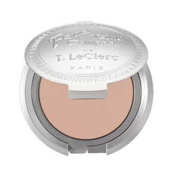 T LeClerc Powdery Compact Foundation 01 - Chair Poudre, 7g/0.2 oz