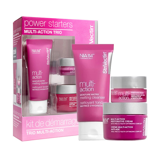 Strivectin Power Starters Multi-Action Trio Set, 1 set