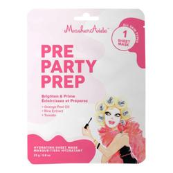 Pre Party Prep Facial Sheet Mask