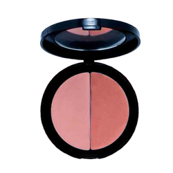 Pressed Duo Blush Compact - Coastal Corals