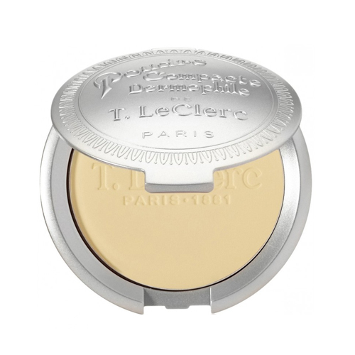 T LeClerc Pressed Powder - Banane, 10g/0.33 oz