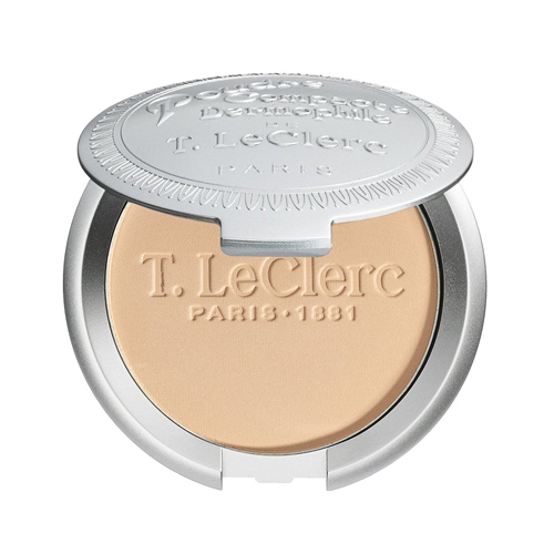 T LeClerc Pressed Powder - Beige, 10g/0.33 oz