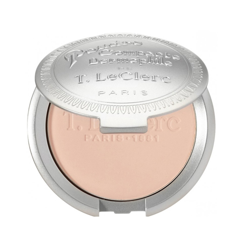 T LeClerc Pressed Powder - Ivoire, 10g/0.4 oz