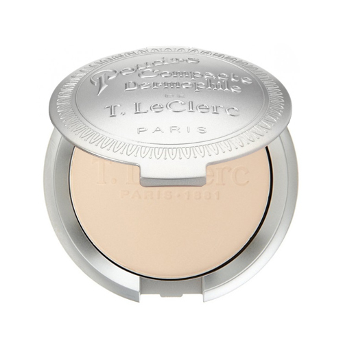 T LeClerc Pressed Powder - Peche, 10g/0.33 oz