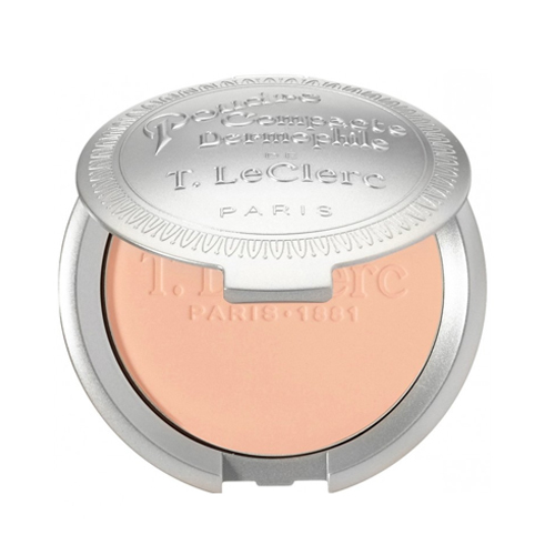 T LeClerc Pressed Powder - Sable, 10g/0.33 oz