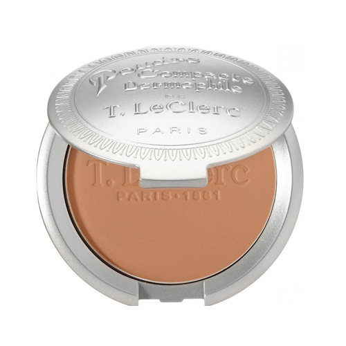 T LeClerc Pressed Powder - Safran, 10g/0.33 oz