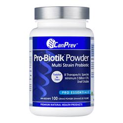 CanPrev Pro-Biotik Powder Toddler to Teen, 100g/3.5 oz