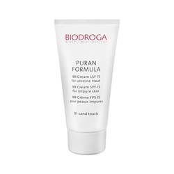 Puran Formula Tinted Day Cream - 01 Sand Touch