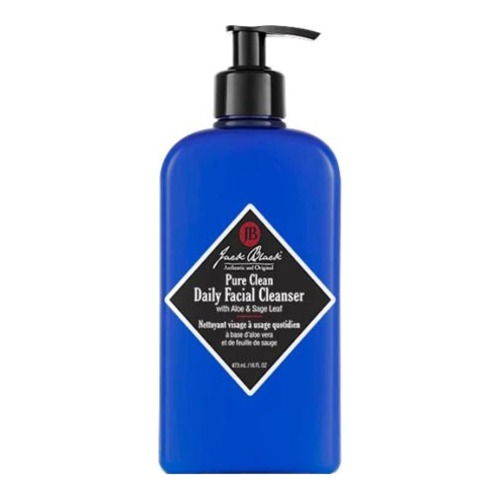 Jack Black Pure Clean Daily Facial Cleanser, 473ml/16 fl oz