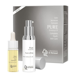 Pure Complete Anti-Aging Skin Care Face Set (15ml + 30ml)
