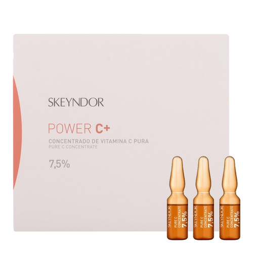 Skeyndor Power C Pure Concentrate 7.5%, 14 x 1ml/0.03 fl oz