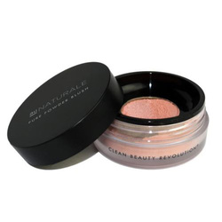 Au Naturale Cosmetics Pure Powder Blush - Gilded Sunset, 4g/0.1 oz