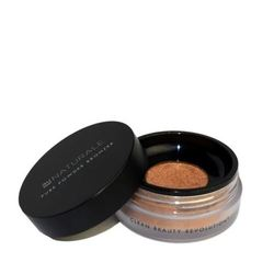 Au Naturale Cosmetics Pure Powder Bronzer - Golden Henna, 4.5g/0.2 oz