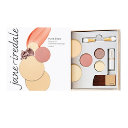 Pure and Simple Makeup Kit - Medium