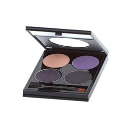 Quad Pressed Eye Shadow Compact - Temptress Collection
