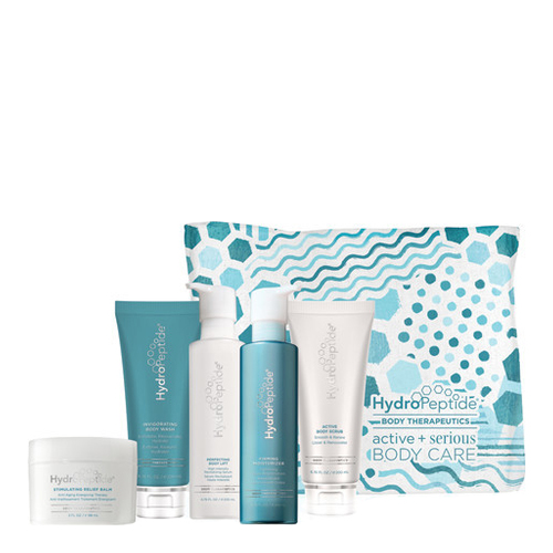 HydroPeptide Active+Serious Body Care Set, 1 sets
