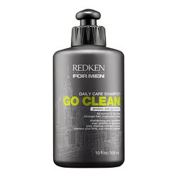 Men Go Clean Shampoo