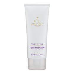 Aromatherapy Associates Mattifying Purifying Facial Scrub, 100ml/3.4 fl oz