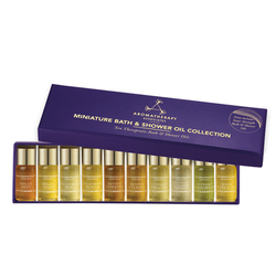 Aromatherapy Associates Miniature Collection - Bath And Shower Oils, 10 x 3ml/0.1 fl oz