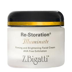 Re-Storation Illuminate - Exfoliating and Firming Facial Cream