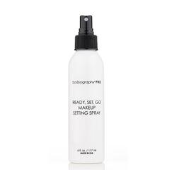 Bodyography Ready Set Go Setting Spray - Travel Size, 30ml/1 fl oz