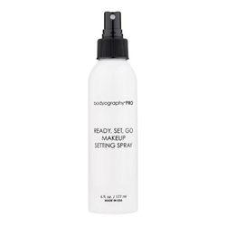 Bodyography Ready Set Go Setting Spray - Travel Size, 30ml/1 fl oz