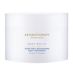 Aromatherapy Associates Relax Deep Relax Sleep Well Nourishing Body Treatment, 200ml/6.8 fl oz
