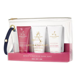 Aromatherapy Associates Renew and  Nourish Rose edit, 1 set