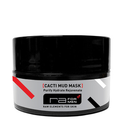 For Men Cacti Mud Mask
