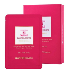 Rose Blossom Mask (25ml x 10 sheets)