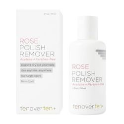 Tenoverten Rose Polish Remover, 118ml/4 fl oz