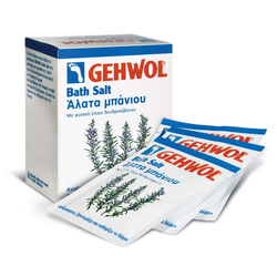 Gehwol Rosemary Bath Salt, 10 x 20g/0.7 oz