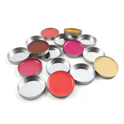 Round Empty Makeup Pans
