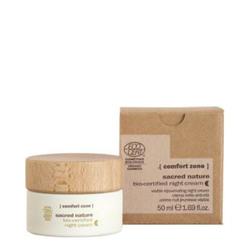 comfort zone SACRED NATURE Night Cream, 50ml/1.7 fl oz
