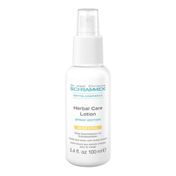 Dr Schrammek Herbal Care Lotion - Spray Edition, 100ml/3.4 fl oz