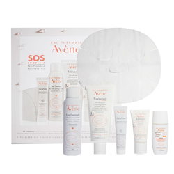 Avene SOS Complete Post-Procedure Recovery Kit, 1 set